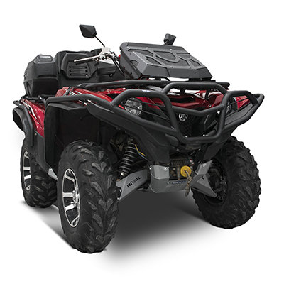 Вынос радиатора YAMAHA Grizzly 700 (2014-) Kodiak (2016-)